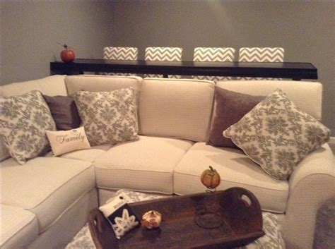 behind couch pin by shannon crossin on home sweet home pinterest