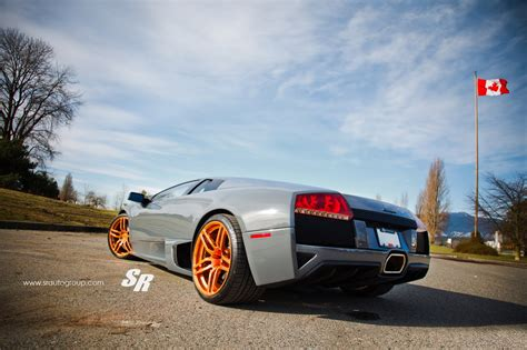 rose gold lamborghini gallery lamborghini murcielago on rose gold pur wheels