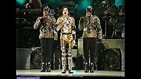 In The Closet Live by Michael Jackson Helsinki Scream They Don T Care About Us
