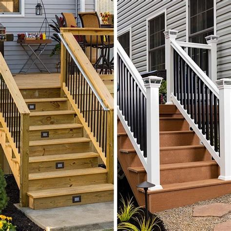 Metal Deck Spindles Best 25 Wood Balusters Ideas On Banister