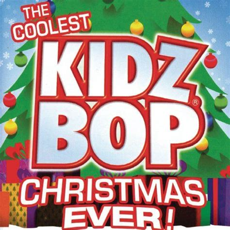 coolest kidz bop christmas ever childrens music pinterest