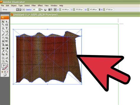 pattern in illustrator cs3 how to draw fabric in adobe illustrator cs3 9 steps