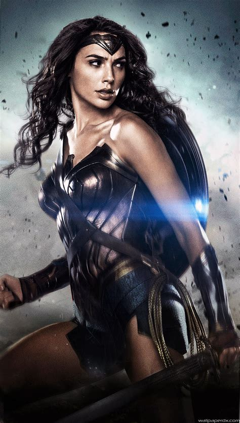 wallpaper iphone wonder woman wonder woman look batman v superman dawn of justice