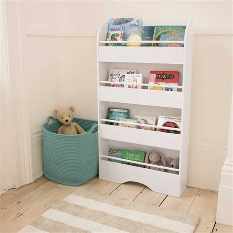 gallery style bookcases children s room