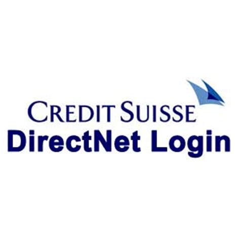direct kredit www credit suisse directnet login credit suisse