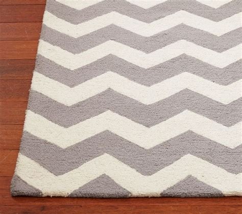 Chevron Wool Rug Grey Nursery Pinterest Grey Rugs Pottery Barn Baby Rugs