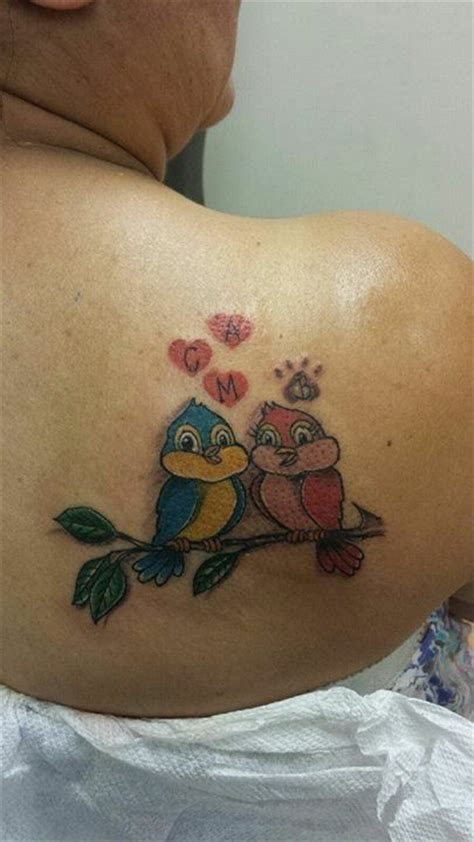 love bird tattoos for couples 25 best ideas about lovebird on two