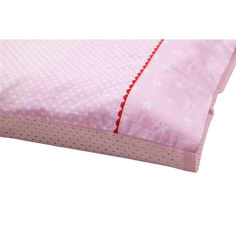Clevamama Baby Pillow Pink clevamama baby pillow pink