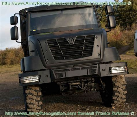renault sherpa military fuel service of french armed forces selects the renault