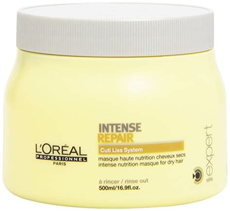 Loreal Se Serie Expert Technical Size Liss Ceutic 15 X 12ml l oreal repair masque for unisex 16 9 ounce l oreal beautil