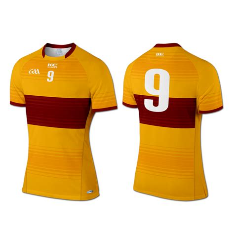 design gaa jersey kcs jersey design 27 kc sports