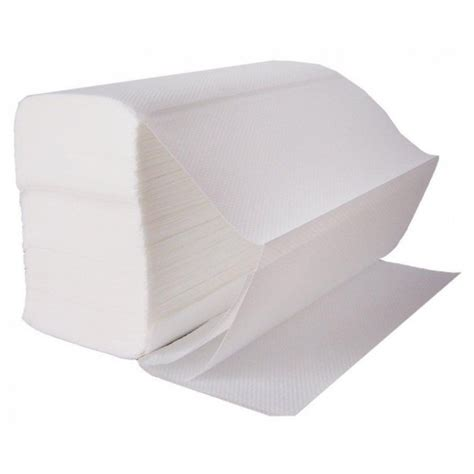 Folding Paper Towels - z fold paper towel 2 ply white x 3 000