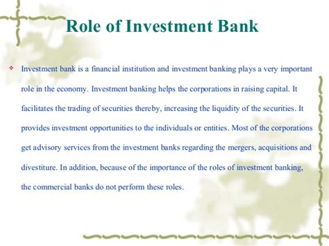 investment banking powerpoint templates investment banking presentation