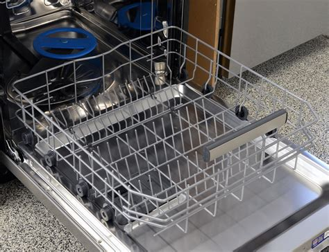 top rack of dishwasher not cleaning frigidaire professional fpid2497rf dishwasher review