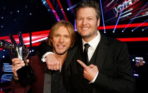 Picks Another Winner by The Voice Judge Shelton Picks Winner For Fourth Time