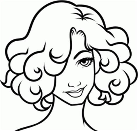 how to draw curly hair 12 steps with pictures wikihow how to draw curly hair step by step hair people free