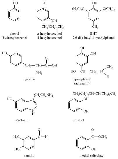 phenol chemical compound britannicacom