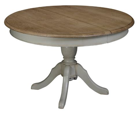 Superbe Table Ronde Bois Pied Central #8: Fic-122-salle-a-manger-st-remy-table-pied-central-fermee.jpg