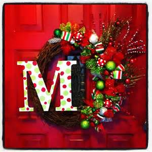 the life of mrs martinez christmas wreath