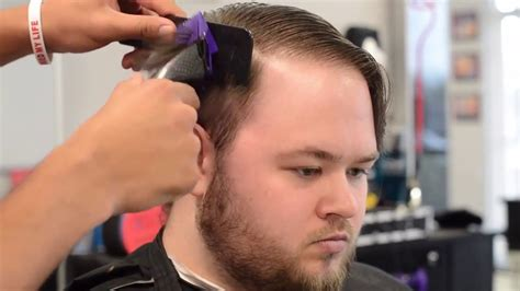 potong rambut model high skin fade  youtube