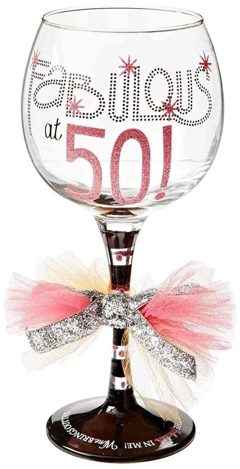 happy birthday glass image result for happy 50th birthday designs for wine