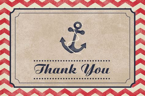 printable thank you cards walmart thank you card amazing nautical thank you cards free