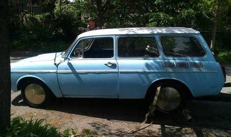 volkswagen squareback blue buy used 1972 volkswagon vw squareback type 3 turquoise