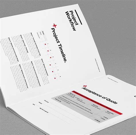 design proposal behance proposal template suisse design with invoice by egotype