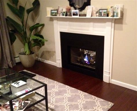 Hearth Or No Hearth Fireplace Without Hearth