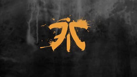 team fnatic cs go hd logo fnatic graffiti cs go wallpapers