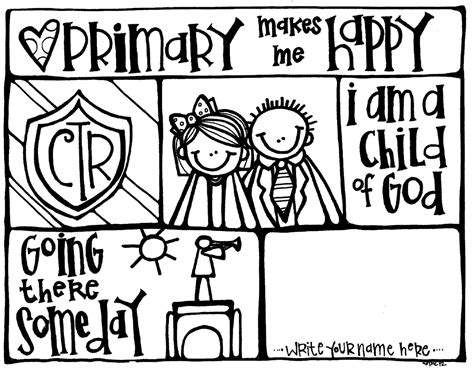 I Am A Child Of God Coloring Page by I Am A Child Of God Coloring Page Part 1 Free Resource