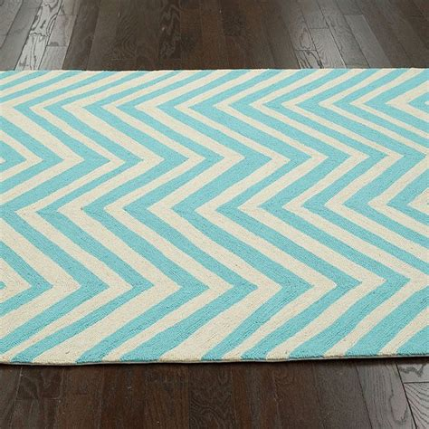Cheap Chevron Area Rugs Trellis Blue Chevron Area Rug 209 99 Living Room Home Outdoors And Furniture