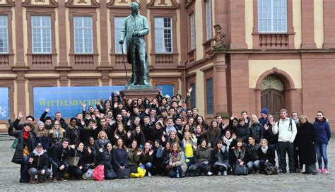 Mba Sustainable Management Mannheim by Guten Tag From Germany The International Winter Academy