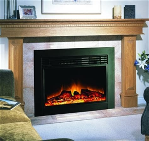touchstone home products introduces an electric fireplace
