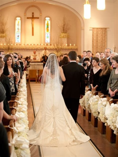 Wedding Aisle Decorations Church by Church Wedding Decoration Ideas Archives
