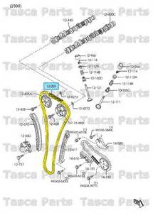 new oem valve system timing chain 2 3l mazda 3 cx7 speed3
