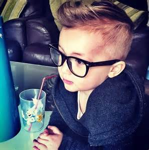 Galerry haircut boy hipster