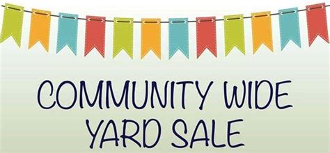 Subdivision Garage Sales by Cross Oak Ranch Hoa Archived Events