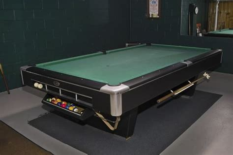 Gandy Pool Tables by Gandy Quot Big G Quot Billiard Table If I Had A Secret Underground Playroom Tables
