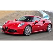 2015 Alfa Romeo 4C Hot Lap  2014 Best Drivers Car