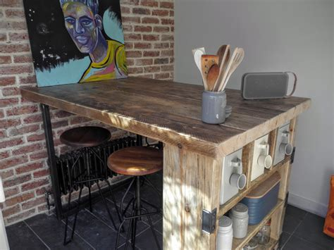 industrial mill style reclaimed wood kitchen island industrial mill style reclaimed wood kitchen island