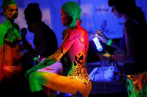 world bodypainting festival 2016 le world bodypainting festival 2016 sputnik