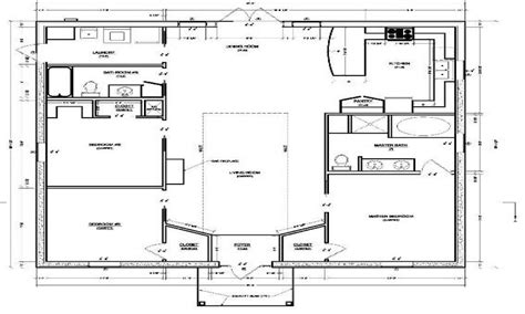 Small House Floor Plans Under 1000 Sq Ft | small cottage house plans small house plans under 1000 sq