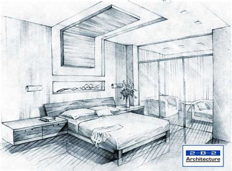 simple bedroom sketch design sketches bedroom sketch