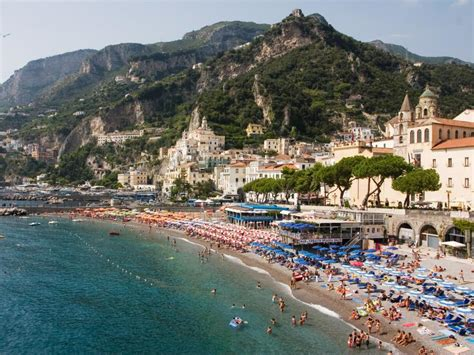 italy best beaches italy s best beaches travelchannel travel channel