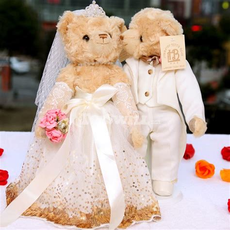 wedding bears 17 best images about and groom teddy bears on