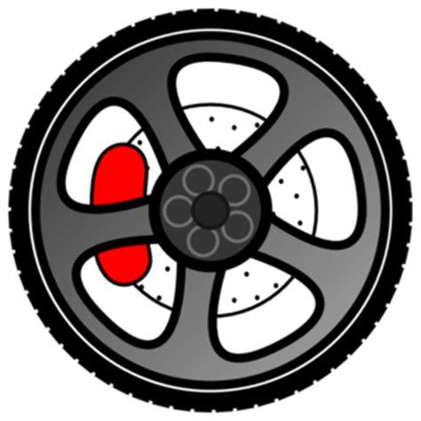 Wheels X Trayn Green wheel 8 clip at clker vector clip