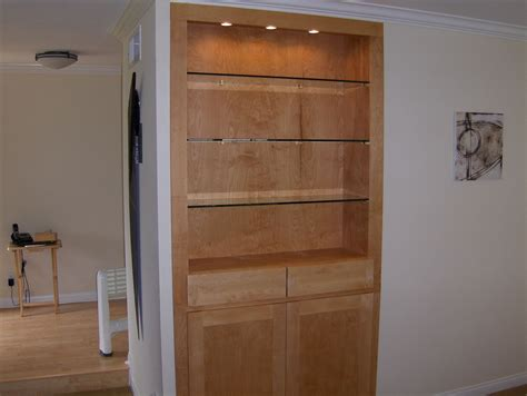 Niche Cabinets by Made Maple Niche Display Cabinet By Ben S