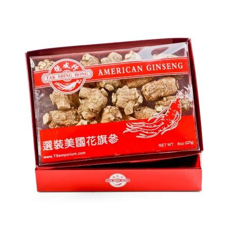 American Ginseng Tak Shing Hong Original Usa american ginseng ps40 aaaa 8oz tak shing hong