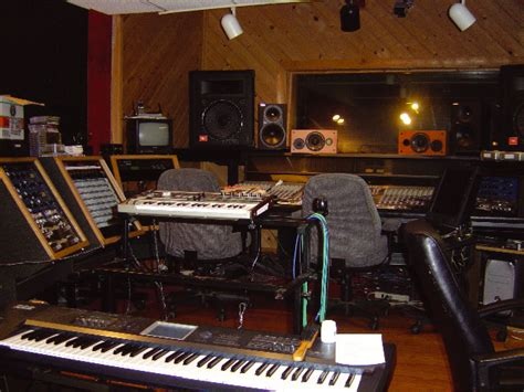 coleman studio recording the neptunes